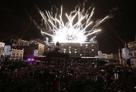 Fiestas Patrias Guadalajara 2017 Grito en el Zócalo ...