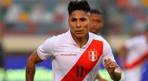 Fiestas Patrias Perú 2020: Raúl Ruidíaz Instagram envía ...