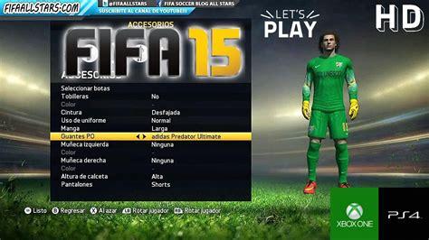 FIFA 15 Guantes de Portero   YouTube
