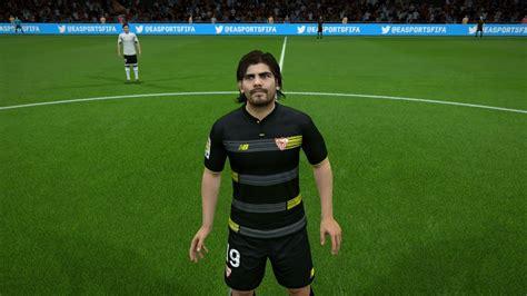 FIFA 16   Sevilla FC Player Faces   YouTube