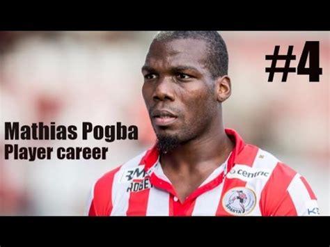 FIFA 17 | Ep. 4 | Player career Mathias Pogba | Problems ...