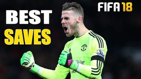 FIFA 18 Best Goalkeepers Saves #1   YouTube