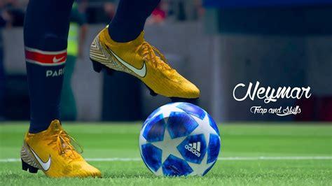 FIFA 19 | NEYMAR JR. TRAP & SKILLS 2019 Nike Superfly 6 ...