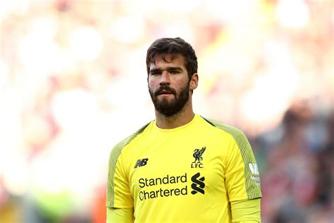 FIFA 19 ratings: Liverpool stars Alisson and Virgil van ...
