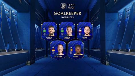 FIFA 20 Team of the Year   The Nominees and the Best ...