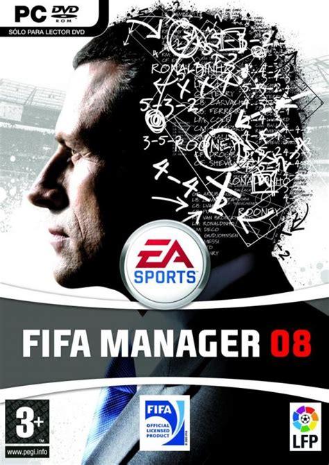 FIFA Manager 08 para PC   3DJuegos
