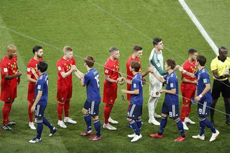 FIFA World Cup 2018: Belgium vs Japan, round of 16, in pics