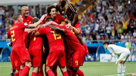 FIFA World Cup 2018 highlights: Belgium score late winner ...