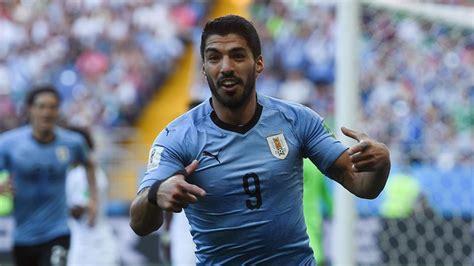 FIFA World Cup 2018: Luis Suarez puts Uruguay through ...