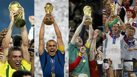 FIFA World Cup 2018: The 21st century awaits its fifth ...