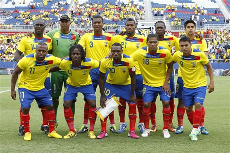 FIFA World Cup Qualifying Preview: Colombia v Ecuador ...