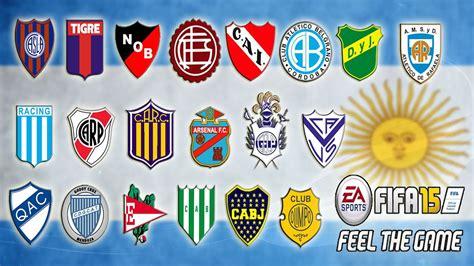 FIFA15 Liga Argentina Kits and Ratings   FIFAALLSTARS.COM ...