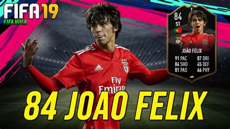 FIFA19 TOTKS JOAO FELIX REVIEW | TOTT 84 JOAO FELIX REVIEW ...