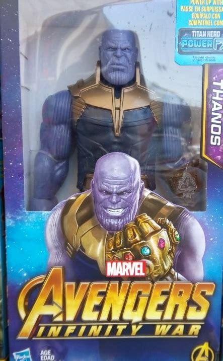 Figura Thanos Avengers 2018 Titan Hero Tanos   $ 390.00 en ...