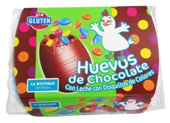 Figuras chocolate de Pascua   Mercadona