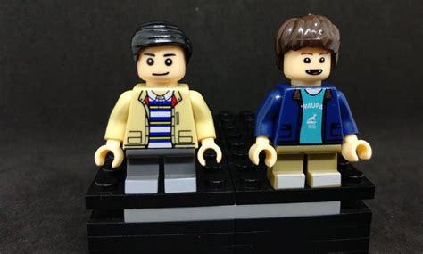 Figuras Stranger Things Eleven Dustin Compatible Con Lego ...