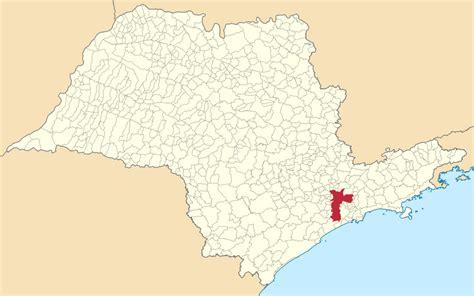 File:Brazil Sao Paulo Sao Paulo location map.svg ...
