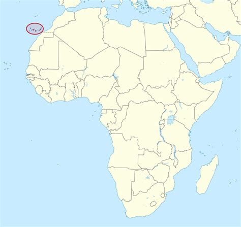 File:Canary Islands in Africa  special marker    mini map ...