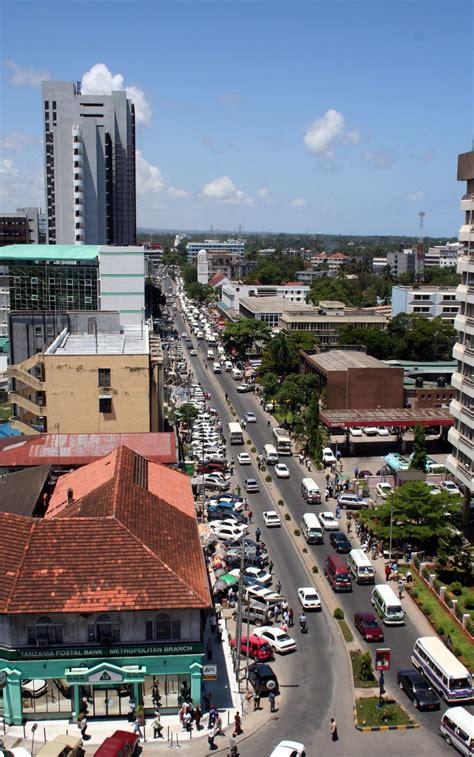 File:Dar es Salaam city centre.jpg   Wikimedia Commons