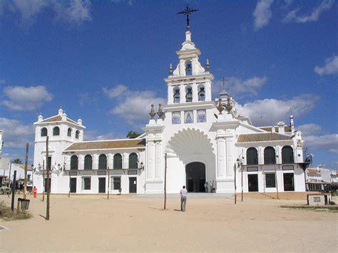 File:Ermita de la Blanca Paloma, El Rocio.jpg   Wikipedia
