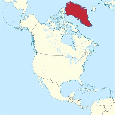 File:Greenland in North America   mini map  rivers .svg ...