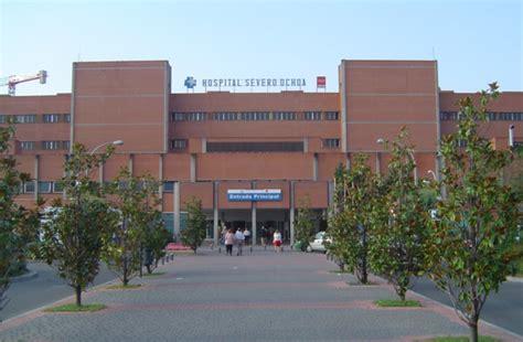 File:Hospital Severo Ochoa.JPG   Wikimedia Commons