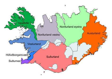 File:Iceland regions.svg   Wikimedia Commons
