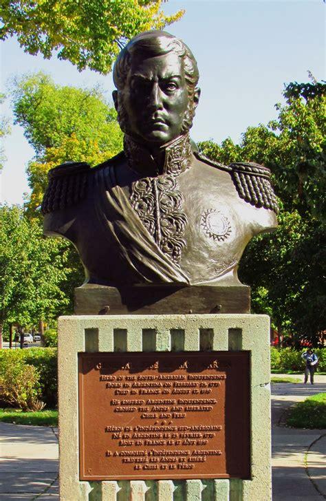 File:Jose de San Martin, bust.jpg   Wikipedia