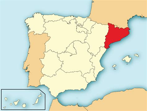File:Localización de Cataluña.svg   Wikimedia Commons
