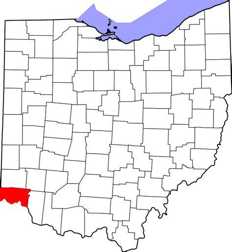 File:Map of Ohio highlighting Hamilton County.svg   Wikipedia