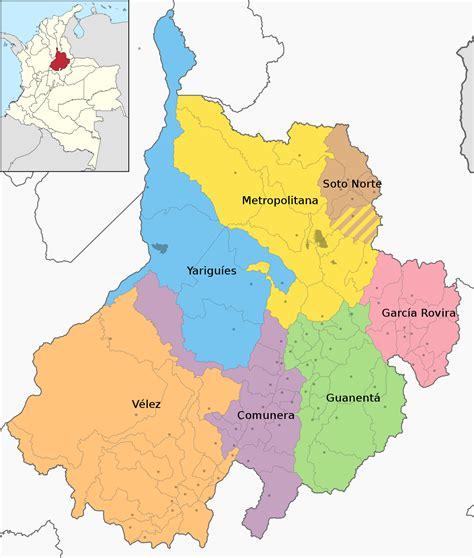 File:Mapa de Santander  subdivisiones .svg   Wikimedia Commons