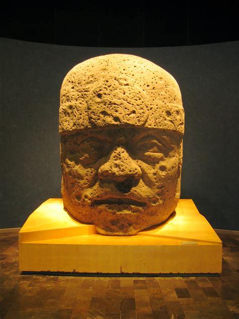 File:Olmec Head from San Lorenzo, Veracruz.jpg   Wikimedia ...