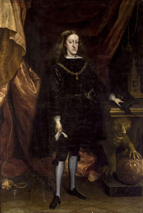File:Rey Carlos II de España.jpg   Wikimedia Commons