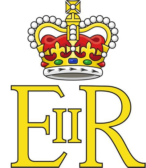 File:Royal Cypher of Queen Elizabeth II.svg   Wikipedia