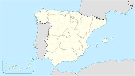File:Spain 2 location map.svg   Wikimedia Commons