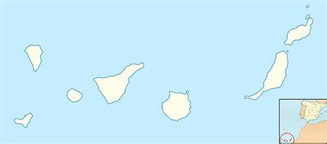 File:Spain Canary Islands location map with Spain.png ...