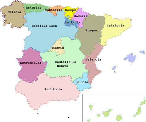 File:Spain regions.png   Wikimedia Commons