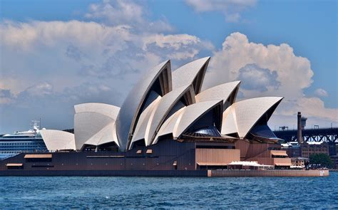 File:Sydney Opera House from the east.jpg   Wikimedia Commons