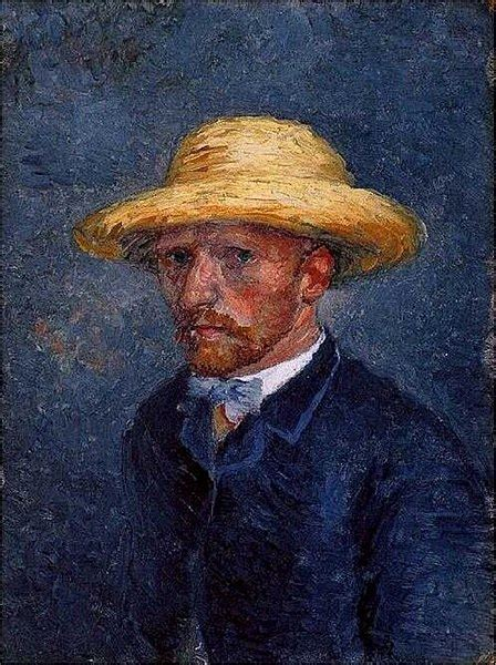 File:Vincent van Gogh, Portrait of Theo van Gogh  1887 ...
