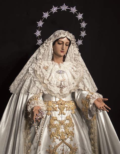 File:Virgen del Rocio Novia de Malaga Coronacion canonica ...