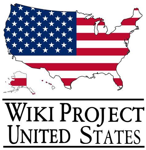 File:WikiProject United States logo.svg   Wikipedia