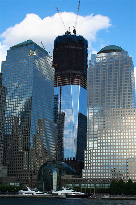 File:World Trade Center Under Construction   Flickr ...