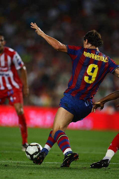 File:Zlatan Ibrahimovic of FC Barcelona, August 31, 2009 ...
