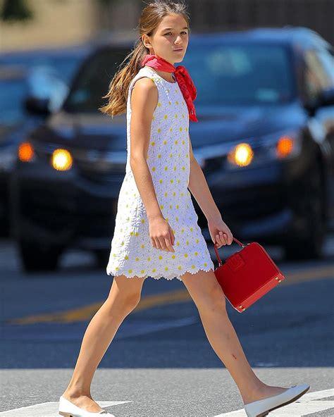 Filha de Tom Cruise e Katie Holmes, Suri Cruise, cresceu e ...