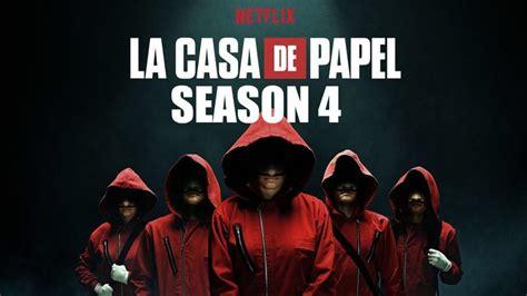 Filmes Torrent e Vendas Online: La Casa De Papel 4 ...
