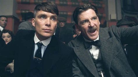 Filming For Season 5 Of  Peaky Blinders  Has Just Begun
