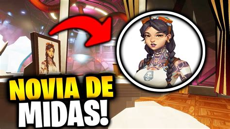 *FILTRADO* ELLA ES LA NOVIA de MIDAS!! FORTNITE    YouTube