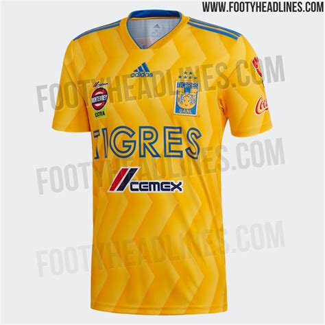 Filtran camiseta de Tigres para el Apertura 2018   Futbol ...