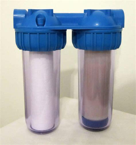Filtro Agua Para Pozo Saca Metales, Algas, Suciedad Y ...