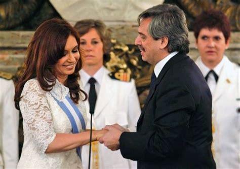 Fin del misterio: Alberto y Cristina Fernández, la fórmula ...